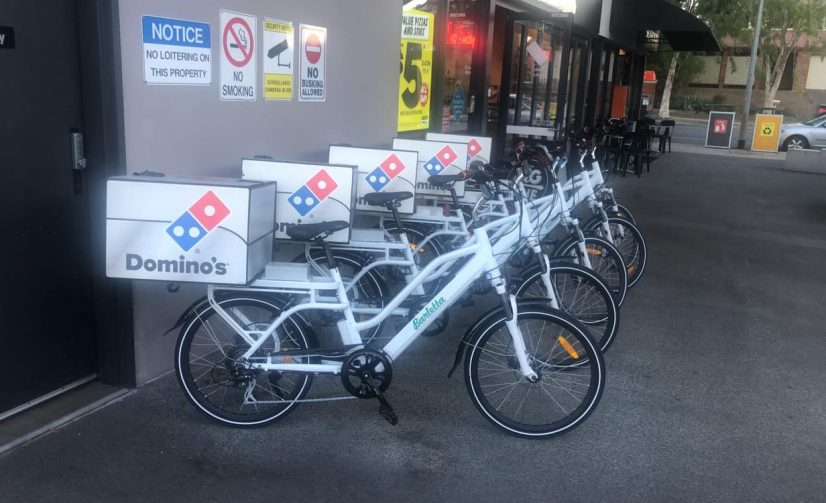 Domino's Albany Creek Holds 2nd-Best Delivery Record; Guess Who's First?