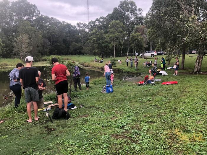 Pest fishing event Queensland