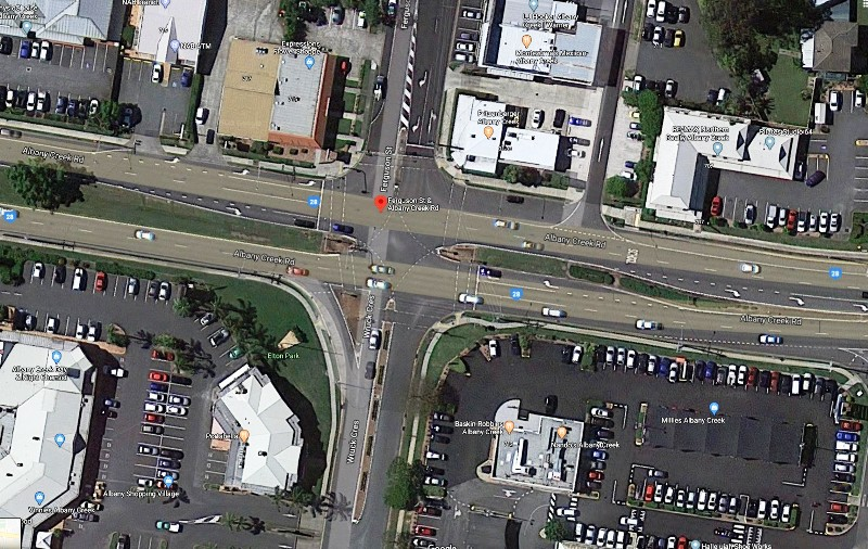 Albany Creek Road Intersection Upgrade Gets Underway
