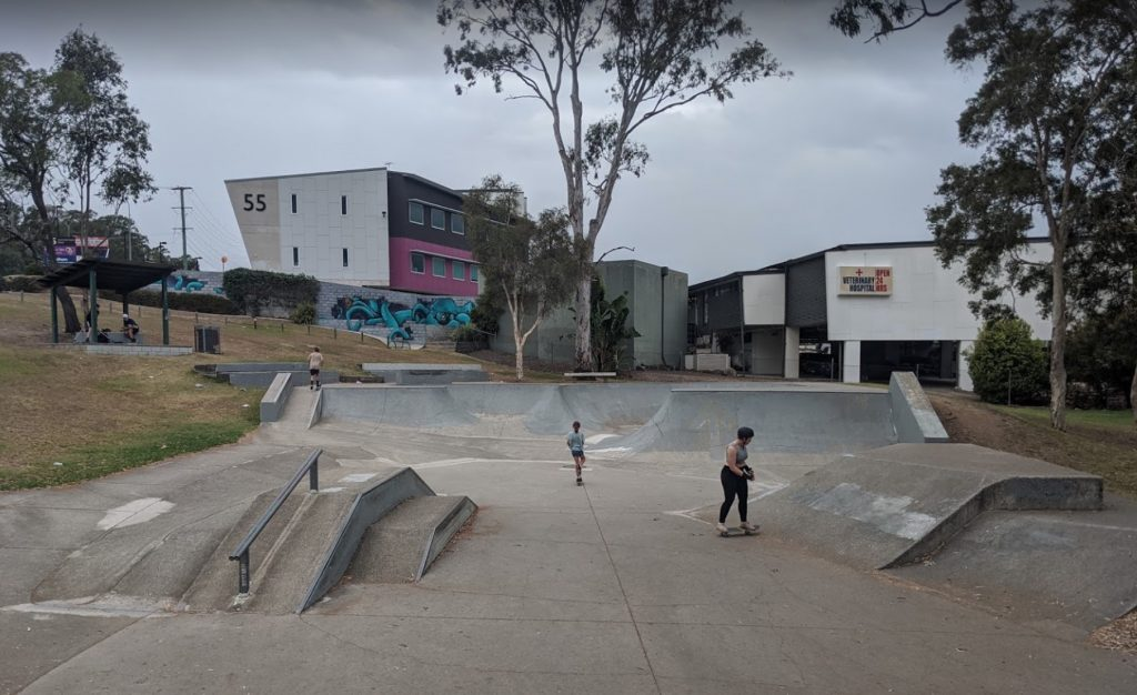 Albany Creek Skate Park